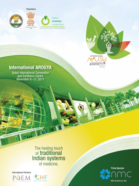ayush conference expo dubai