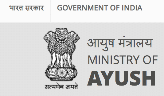 Ministry of Ayush Logo
